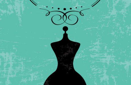 עיצוב כרטיס ביקור למעצבת אופנה